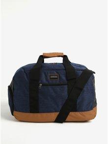Modrá pánska cestovná taška Quiksilver 43l