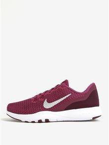 Fialové dámske tenisky Nike Flex TR 7