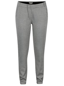 Šedé kalhoty Skunkfunk