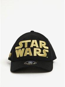 Žlto-čierna pánska šiltovka Star Wars