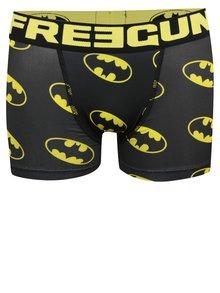 Žlto-čierne chlapčenské boxerky s potlačou DC Comics Freegun