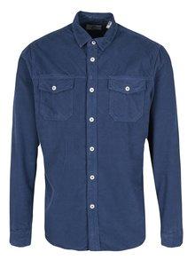 Modrá pánská manšestrová regular fit košile O'Neill