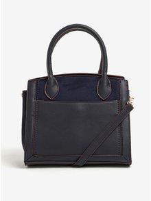 Čierno-modrá kabelka Dorothy Perkins