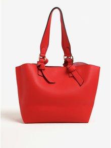 Geanta rosie shopper cu aspect de piele - Dorothy Perkins