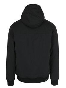 Čierna pánska vodovzdorná bunda Ragwear Percy