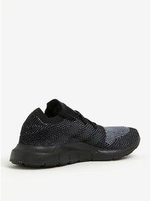 Čierne pánske tenisky adidas Originals Swift Run