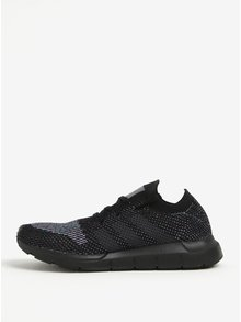 Pantofi sport negri pentru barbati adidas Originals Swift Run