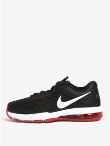 Pantofi sport negri pentru barbati - Nike Air Max Full Ride