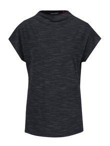 Tmavě modré dámské tričko s.Oliver