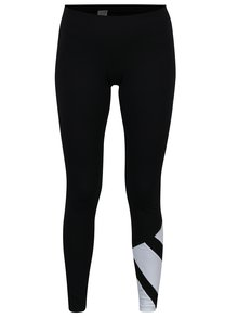 Bílo-černé legíny adidas Originals EQT