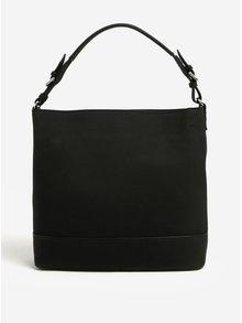 Černá kabelka Pieces Jojo
