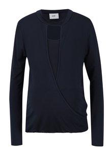 Tmavě modré těhotenské/kojicí tričko Mama.licious Marcel
