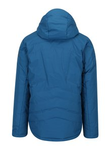 Modrá pánská lyžařská funkční voděodolná bunda LOAP Fallon