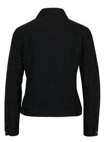 Černá džínová bunda s výšivkou Dorothy Perkins