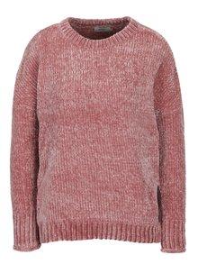 Růžový svetr ONLY Dicte