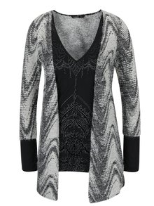 Cardigan cu bluza cu aspect 2 in 1 Desigual Essential