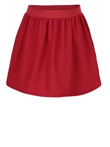 Červená holčičí vzorovaná sukně name it Ibby