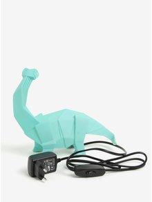 Tyrkysová lampa Disaster Dinosaur