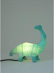 Zelená lampa Disaster Dinosaur