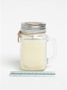 Vonná sviečka v skle s vôňou bavlny SIFCON