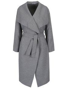 Šedý lehký kabát s kapsami Haily´s Luana