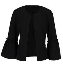 Černé sako se zvonovými rukávy Haily´s Romina