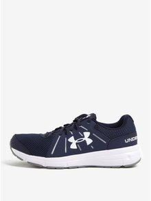 Pantofi sport alb & beumarin pentru barbati - Under Armour Dash
