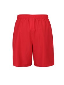Pantaloni sport scurti rosii cu print discret - Under Armour 8 Woven Graphic Short