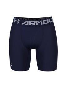 Tmavě modré pánské funkční kraťasy Under Armour Comp