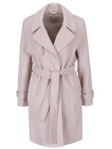 Staroružový kabát so zaväzovaním v páse Miss Selfridge Petites