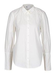 Krémová košeľa VILA Blaine