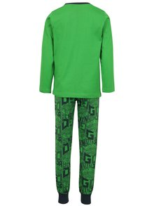 Zelené chlapčenské pyžamo Ninjago Lego Wear Nicolai