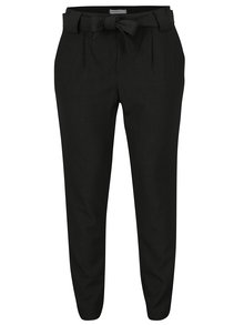 Pantaloni skinny gri inchis cu talie inalta Jacqueline de Yong Dakota