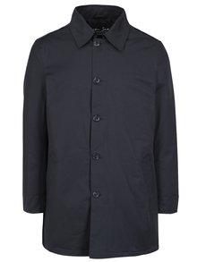 Tmavomodrý kabát Seven Seas Oxford