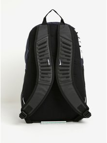 Modro-čierny batoh s potlačou Nike Alpha Adapt REV 28 l