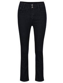 Tmavě modré džíny s vysokým pasem M&Co Lift & Shape