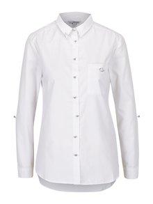 Biela košeľa s kovovými detailmi TALLY WEiJL
