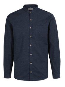 Tmavě modrá žíhaná košile Lindbergh