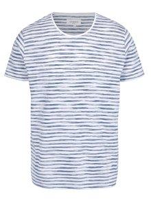 Modro-biele pruhované tričko Lindbergh