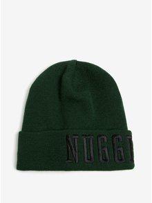 Zelená pánska čiapka s výšivkou Nugget Jordan