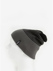 Čierno-sivá pánska čiapka Nugget Token