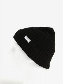 Čierna čiapka Shine Original
