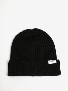 Černá čepice Shine Original