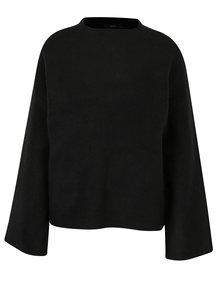 Čierny sveter VERO MODA Campbell
