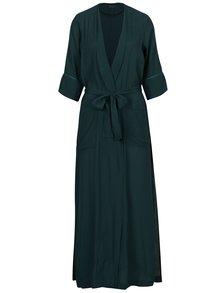 Tmavě zelené kimono Pretty Girl