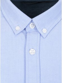 Svetlomodrá košeľa SUIT Oxford
