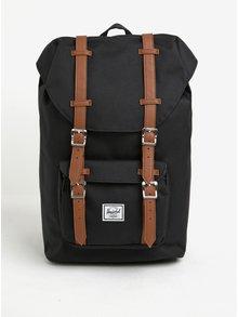 Černý batoh Herschel Little America 17 l