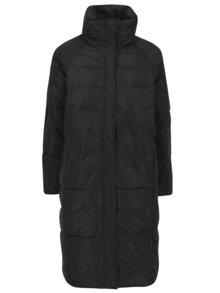 Černý prošívaný zimní kabát VERO MODA Diva