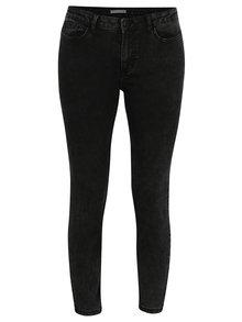 Tmavě šedé skinny džíny Jacqueline de Yong Skinny