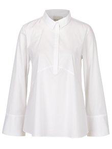 Krémová voľná košeľa Selected Femme Melanie